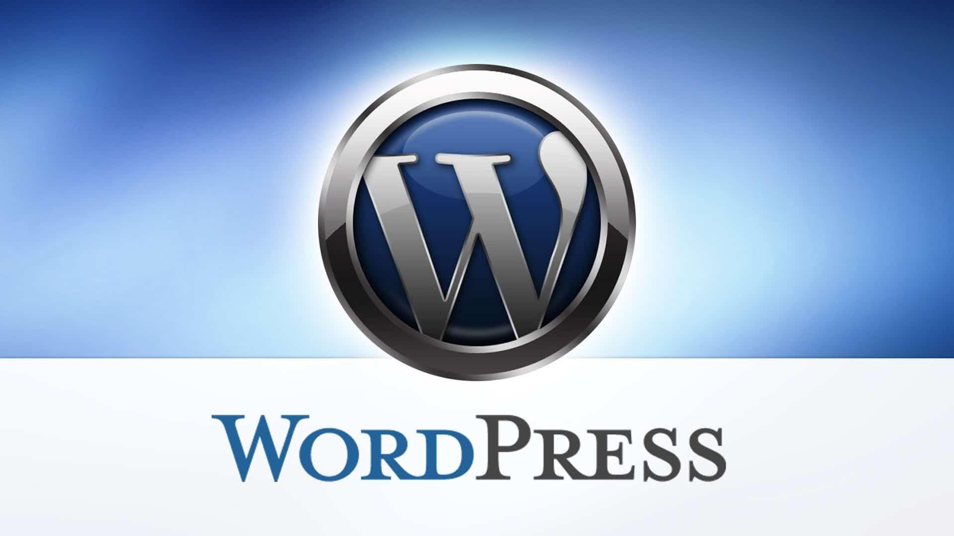 creare sito con wordpress