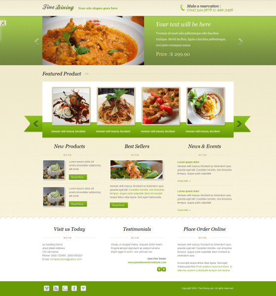Fine-Dining-ThemeForest