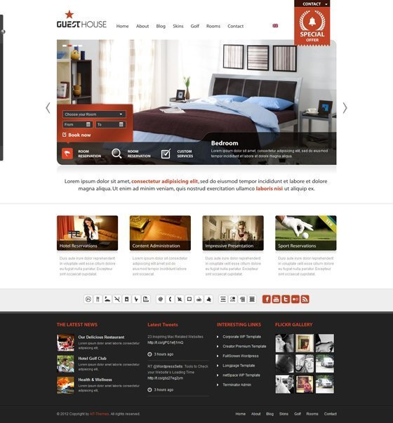 GuestHouse-ThemeForest