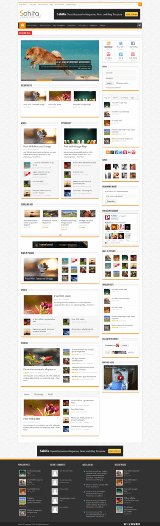 sahifa-themeforest