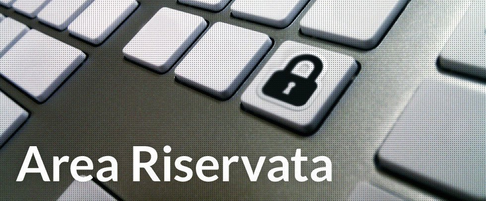 Area riservata WordPress
