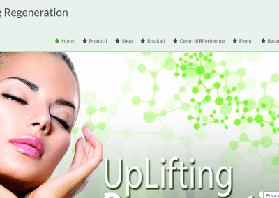 Up Lifting Regeneration