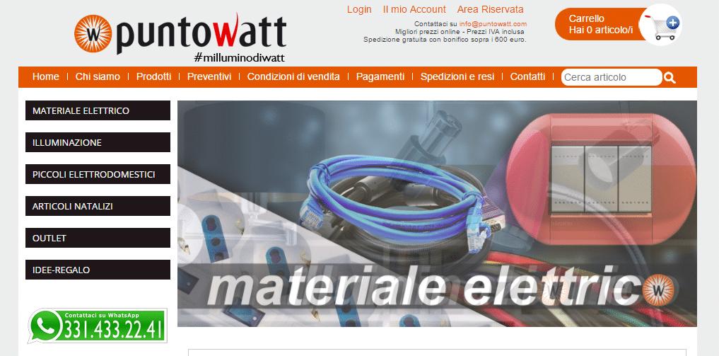 Punto Watt