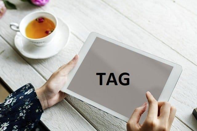 Come gestire le pagine TAG di WordPress