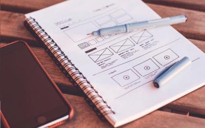 Pianificare l'alberatura e l'architettura di un sito web