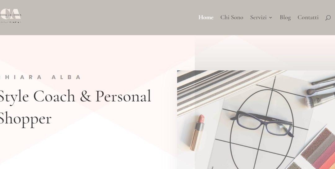 Chiara Alba Style Coach & Personal Shopper