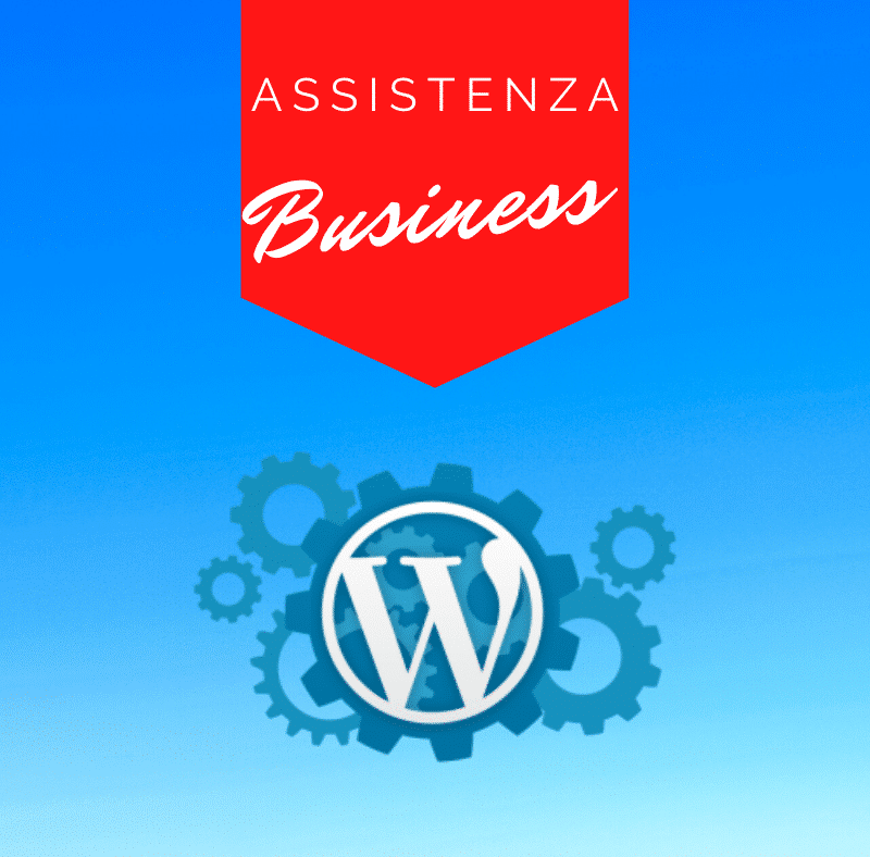Assistenza Wordpress Mensile business
