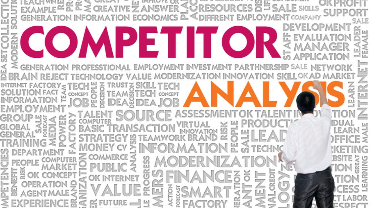 Restyling sito web: analizzare la concorrenza