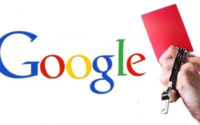 Penalizzazione Google